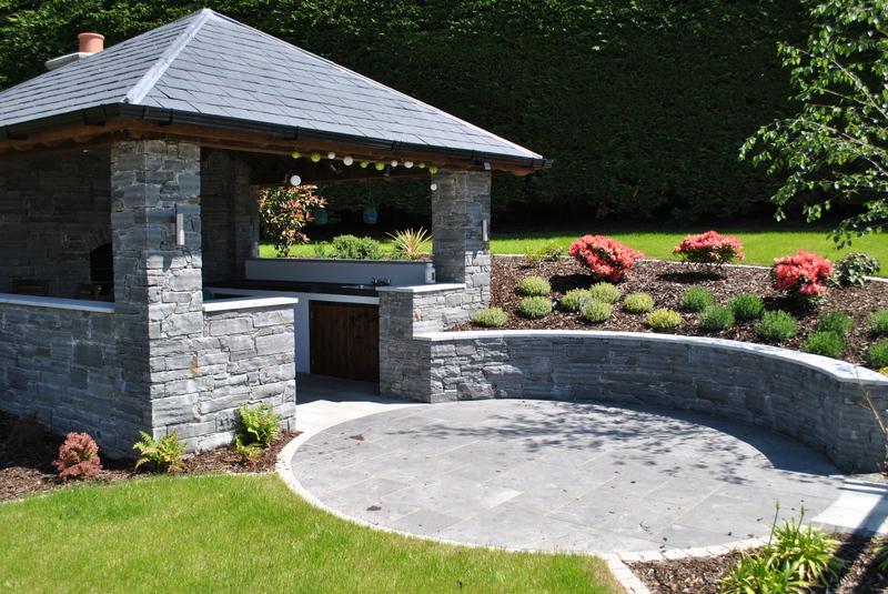 Landscaping in northern ireland for Garden design northern ireland