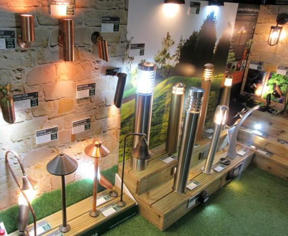 The Landscaping Shop / Garden Lighting